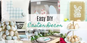 DIY Easter Decor Inspiration
