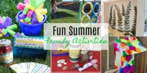 Fun Summer Family Activities
