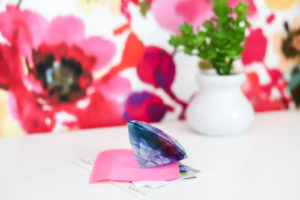 Resin Paperweight Diamond