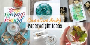 Creative DIY Paperweight Ideas