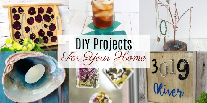 The Best DIY Resin Projects For Your Home