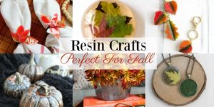 Resin Crafts For Fall