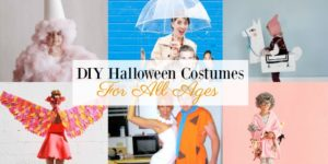 DIY Halloween Costumes For All Ages