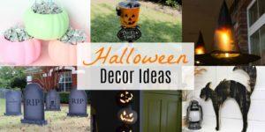 Fun DIY Halloween Decor Ideas