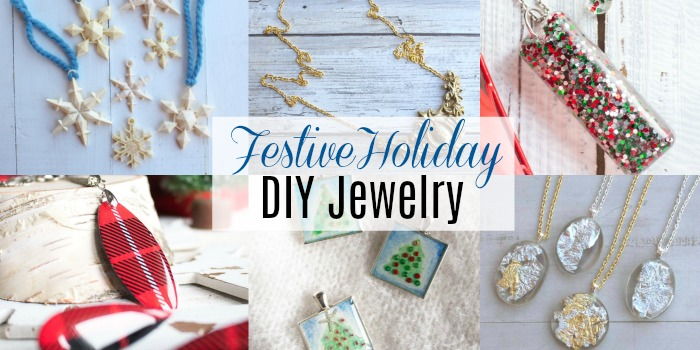 Festive DIY Jewelry To Wear This Holiday