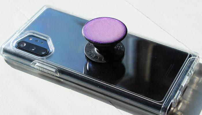 Resin Color Shift Pigment Pop Socket DIY