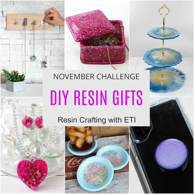 November Resin Crafting Challenge