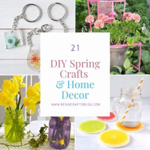 spring crafts feature image