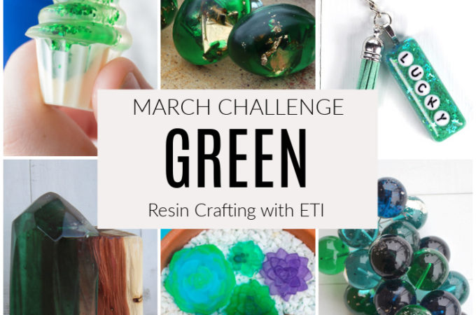 resin crafting challenge