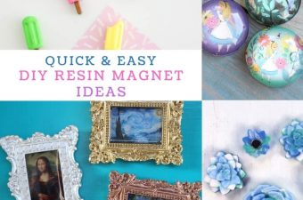diy resin magnets feature image collage